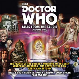 [Doctor Who: Tales From The TARDIS: Volume 2 (CD) (Product Image)]