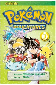 [Pokemon Adventures: Volume 3 (Product Image)]