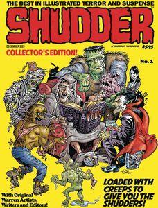 [Shudder Magazine #1 (Product Image)]