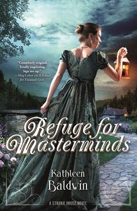 [Stranje House: Book 2: Refuge For Masterminds (Product Image)]