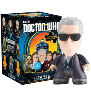 [Doctor Who: TITANS: Vinyl Figure: 12th Doctor: Heaven Sent Hell Bent Collection (Product Image)]