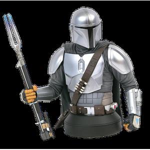 [Star Wars:  The Mandalorian: 1/6 Scale Bust: Mandalorian Mk3 (SDCC 2020) (Product Image)]