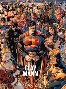 [DC Poster Portfolio: Clay Mann (Product Image)]
