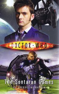 [Doctor Who: Quick Reads: Sontaran Games (Product Image)]