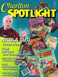 [Charlton Spotlight Magazine #8 (Product Image)]