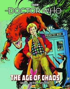 [Doctor Who: The Age Of Chaos (Product Image)]