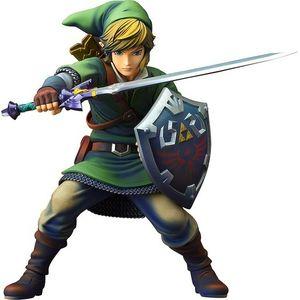 [Legend Of Zelda: Statue: Skyward Sword: Link (Product Image)]