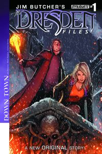 [Dresden Files: Down Town #1 (Product Image)]
