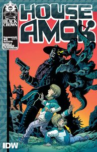 [House Amok #5 (Cover B Rodriguez) (Product Image)]