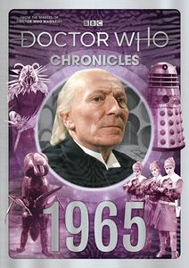 [Doctor Who Chronicles #24: 1965 Bookazine (Product Image)]