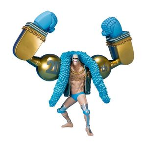 [One Piece: Zero: Statue: 20th Anniversary Diorama Franky (Product Image)]