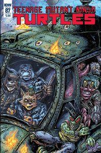 [Teenage Mutant Ninja Turtles: Ongoing #87 (Cover B - Eastman) (Product Image)]