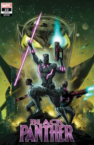 [Black Panther #22 (Andrews Variant) (Product Image)]
