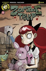 [Zombie Tramp Ongoing #35 (Cover A Mendoza) (Product Image)]