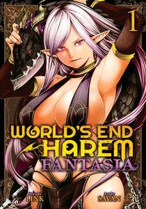 [World's End Harem: Fantasia: Volume 1 (Product Image)]