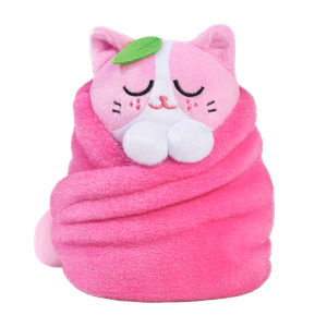 [Purrito: Plush: Strawberry (Product Image)]