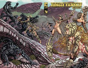 [Jungle Fantasy Survivors #10 (Wrap) (Product Image)]
