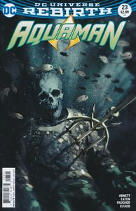 [Aquaman #23 (Variant Edition) (Product Image)]