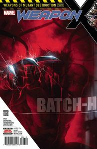 [Weapon X #6 (2nd Printing) (Product Image)]