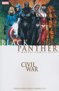 [Civil War: Black Panther (New Printing) (Product Image)]