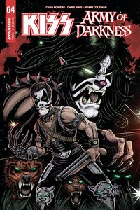 [Kiss/Army Of Darkness #4 (Cover C Haeser) (Product Image)]