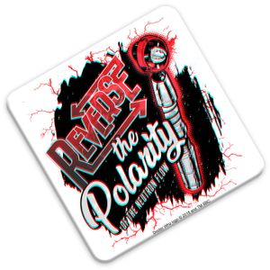 [Doctor Who: Coaster: Reverse The Polarity - in 3D! (Product Image)]