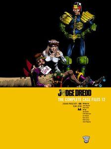 [2000AD: Judge Dredd: Complete Case Files: Volume 12 (Product Image)]