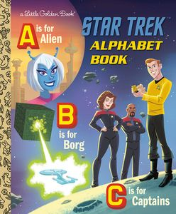[Star Trek: ABC Book (Hardcover) (Product Image)]