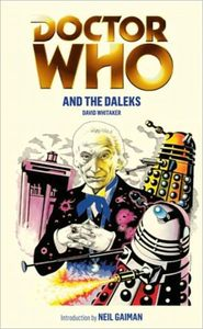 [Doctor Who And The Daleks (Product Image)]