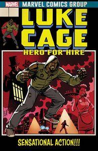 [Luke Cage #166 (Legacy) (Johnson Lenticular Homage Variant) (Product Image)]