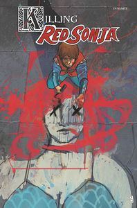 [Killing Red Sonja (Product Image)]