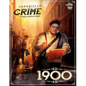 [Chronicles Of Crime: 1900 (Product Image)]