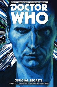 [Doctor Who: The Ninth Doctor: Volume 3: Official Secrets (Product Image)]