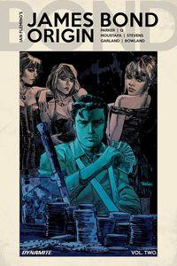 [James Bond: Origin: Volume 2 (Signed Edition Hardcover) (Product Image)]