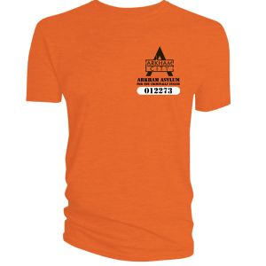 [Batman: Arkham City: T-Shirts: Inmate (Product Image)]