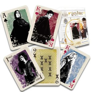 [Harry Potter: Playing Cards (Forbidden Planet Exclusive) (Product Image)]