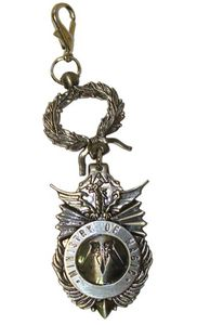 [Harry Potter And The Deathly Hallows: Keychain: Ministry Of Magic (Product Image)]
