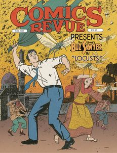 [Comics Revue Presents: August 2021 (Product Image)]