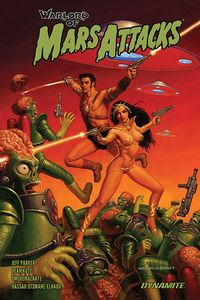 [Warlord Of Mars Attacks (Product Image)]