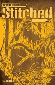 [Stitched #11 (Ancient Evil Variant) (Product Image)]