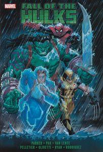 [Incredible Hulks: Fall Of The Hulks (Hardcover) (Product Image)]
