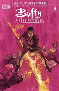 [Buffy The Vampire Slayer #6 (Cover A Main Aspinall) (Product Image)]