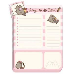 [Pusheen: Desk Pad: Sweet & Simple (Product Image)]