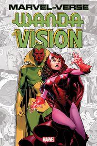 [Marvel-Verse: Wanda & Vision (Product Image)]