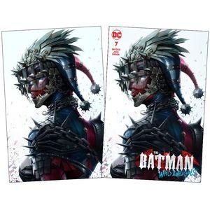 [Batman Who Laughs #7 (Mattina Variant Set) (Product Image)]