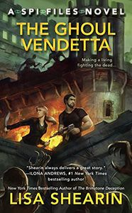[Spi Files: Book 4: The Ghoul Vendetta (Product Image)]