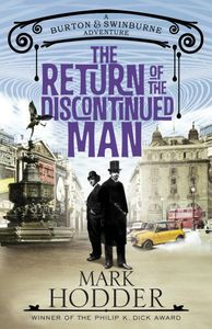 [Return Of The Discontinued Man (Hardcover) (Product Image)]