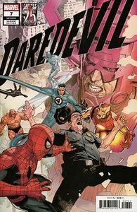 [Daredevil #7 (Yu Marvels 25th Tribute Variant) (Product Image)]