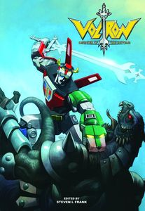 [Voltron Defender Universe: Official Art Book (Hardcover) (Product Image)]