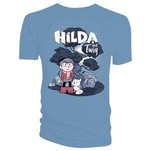 [Hilda: T-Shirt: Hilda & Twig (Product Image)]